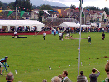 Crieff Highland Games