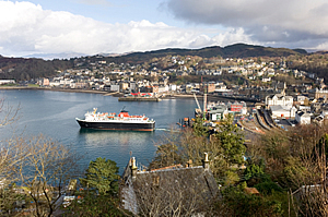 Things to do in Oban