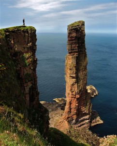Old Man of Hoy by Simaron